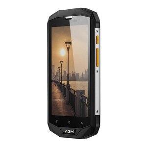 Image 2 - Nouveau Smartphone robuste Original AGM A8 Android 7.0 5.0 pouces 3GB RAM 32GB ROM 13.0MP IP68 étanche 4050mAh OTG NFC téléphone portable