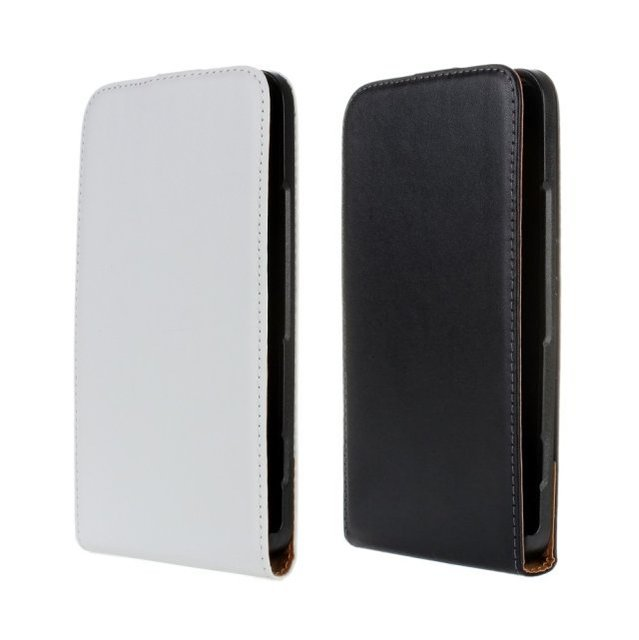 Luxury Genuine Real Leather Case Flip Cover Mobile Phone Accessories Bag Retro Vertical For Nokia LUMIA1320 N1320 PS