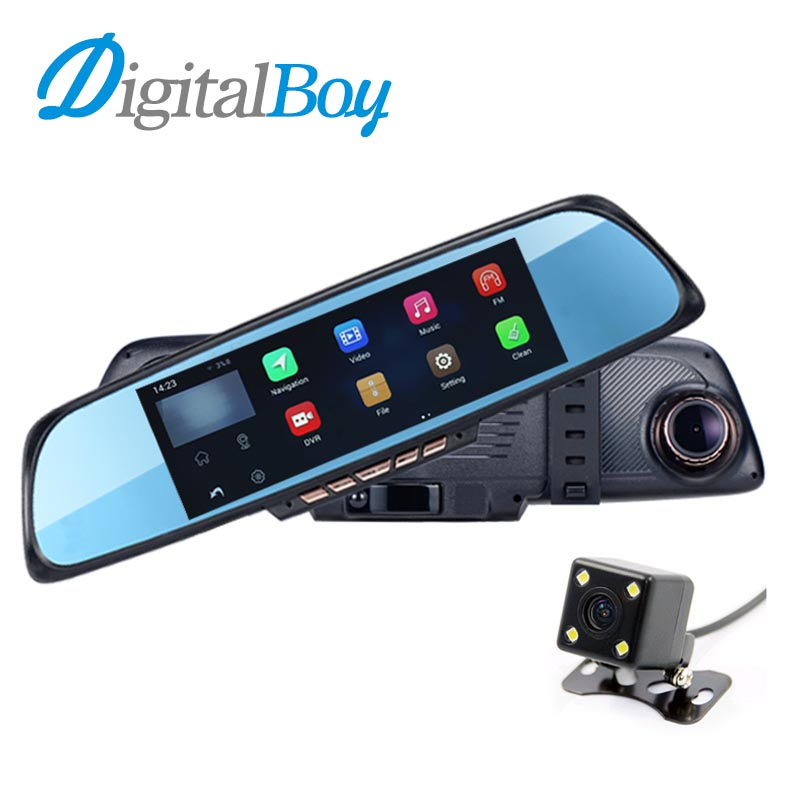 car mirror dvr (2)
