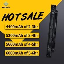 4Cells Laptop Battery For Asus R409V R510C R510D R510E R510L R510V X450C X450C X450L X450V X452C X452E X550C X550CA bateria akku цены онлайн