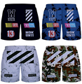 High Quality Mens womens Shorts OFF WHITE Pyrex version hipa VIRGIL ABLOH Kanye Hip Hop West casual short pants Bboy streetwear