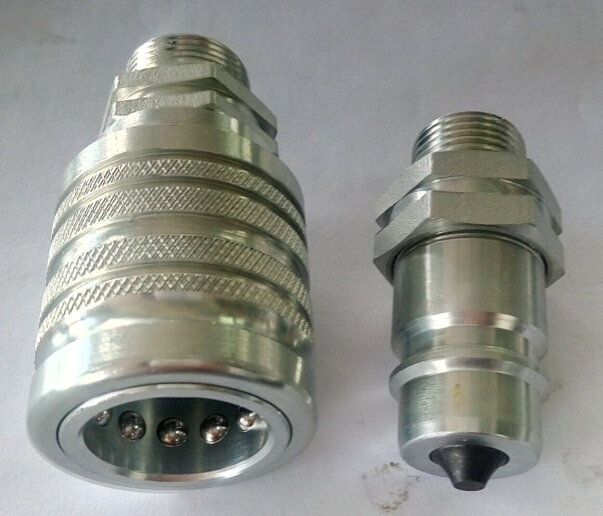 M22x1.5Push and Pull Type Hydraulic Quick CouplingsM22x1.5Push and Pull Type Hydraulic Quick Couplings