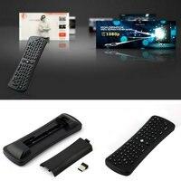 Оптовая продажа 2.4 ГГц Мини Fly Air Мышь гироскопа зондирования клавиатура для Android ТВ коробка Отлично