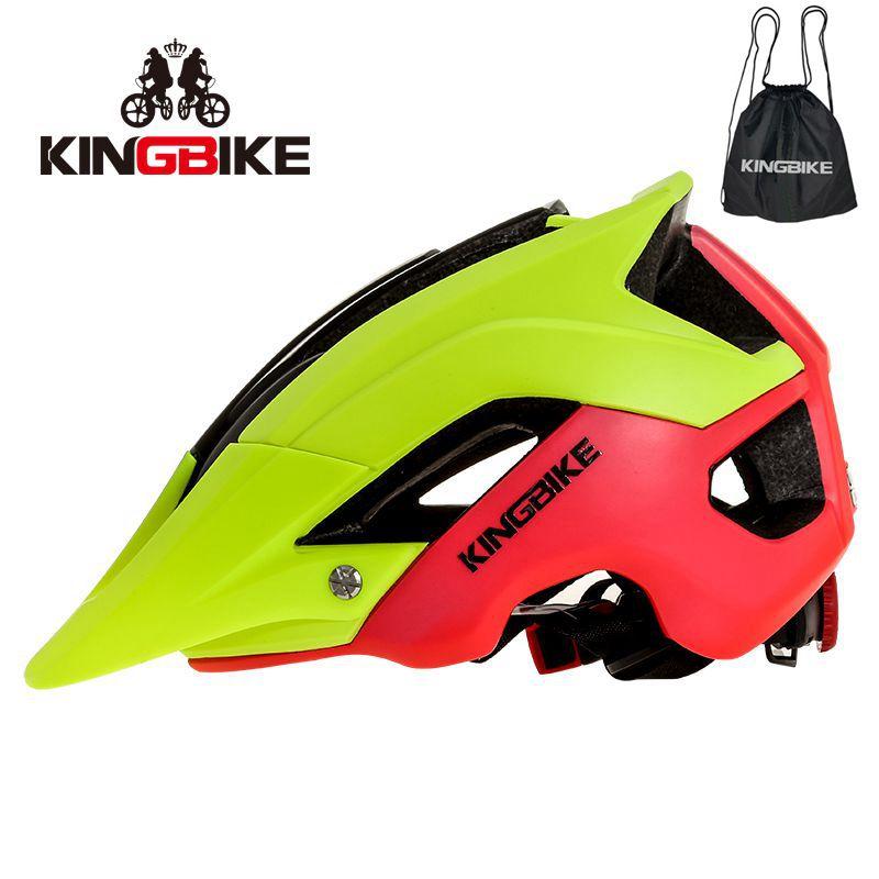 2018 Bicycle Helmet Ultralight MTB Road Bike Helmet Sports Safety Helmet Super Mountain Bike Size 55-62cm Casco Ciclismo