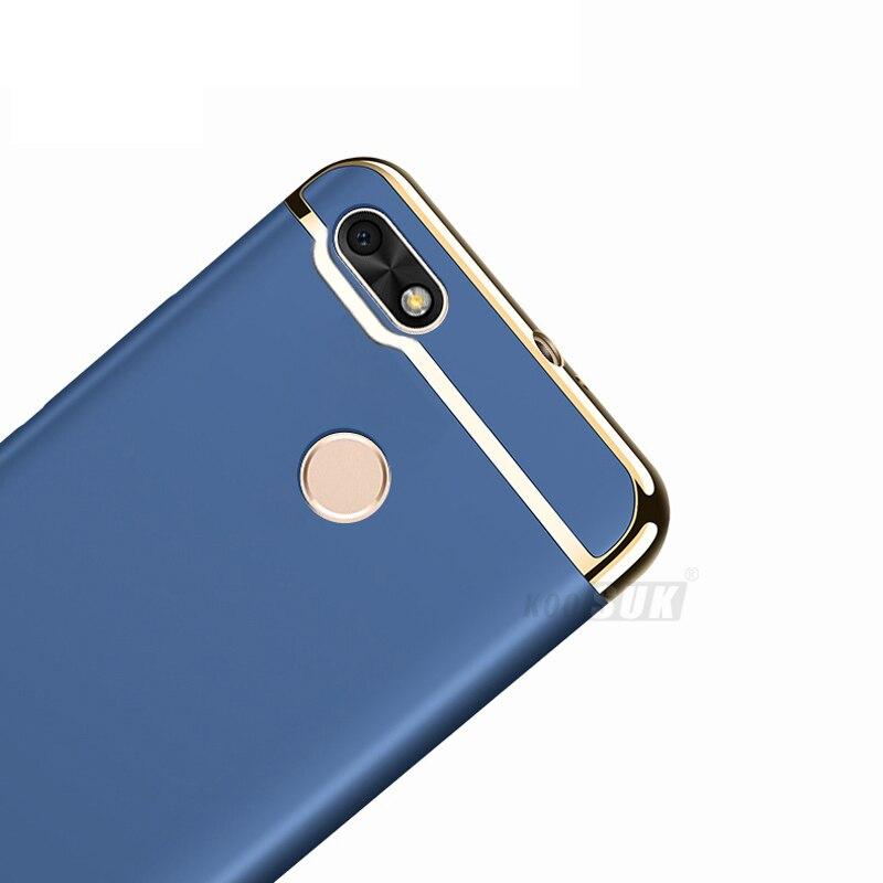 Huawei Y6 Pro 2017 Phone Case For Huawei P9 Lite Mini Back Cover Nova Lite 2017 5.0