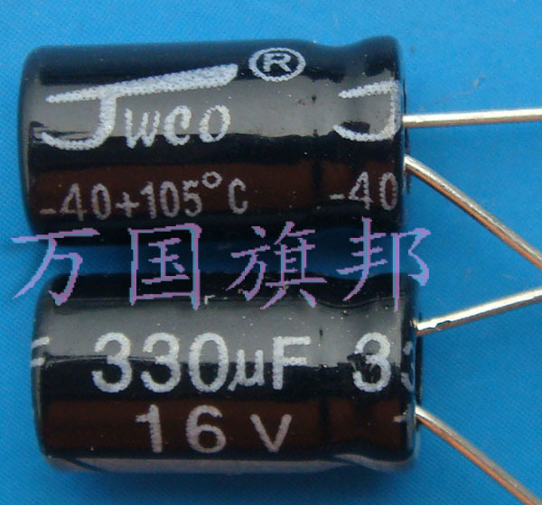 Free Delivery. The whole series of high and low voltage 16 v 330 uf 330 uf electrolytic capacitorFree Delivery. The whole series of high and low voltage 16 v 330 uf 330 uf electrolytic capacitor
