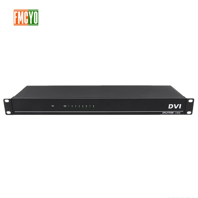 Hot 9 Port KVM USB Switch Switcher Manual DVI USB KVM Splitter BOX USB 2.0 Mouse Keyboard 4K