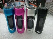Alta calidad en varios idiomas 4 GB IPX7 impermeable del deporte MP3 FM reproductor de música con la pantalla para