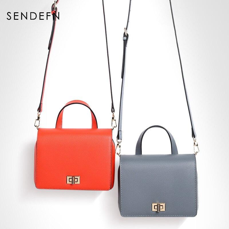 SENDEFN Luxury Brand Women Handbag Girls Messenger Bags Small Ladies Bags Chain Crossbody Shoulder Women Bag Quilted Clutch все цены