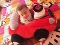 Fancytrader Новинка игрушка! 80 см x 65 см x 25 см большой милые плюшевые красный автокресла игрушка хороший подарок для детей, бесплатная доставка