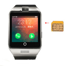 New Bluetooth Smart Watch Waterproof Apro Smartwatch Support NFC SIM Card 1.3M Camera For Android Samsung For ios iPhone men