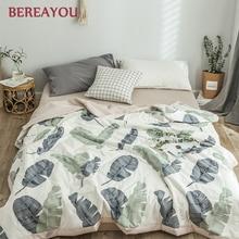 Хлопковые стеганые одеяла королевского размера, 1 шт., летнее одеяло, постельные принадлежности, один двойной пододеяльник для взрослых, детское одеяло размера King, colcha de verano
