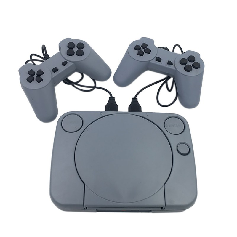 New 8 Bit Retro Games Video Console Duble Gamepad with Support AV Out Put Family TV Video Game with 2 Pcs Controller