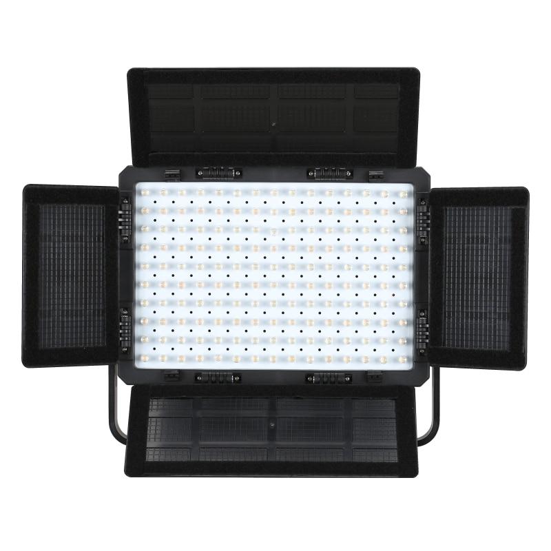 Falcon Eyes 2er LED Fotografie Video Panel Licht 75W zweifarbig - Kamera und Foto - Foto 2