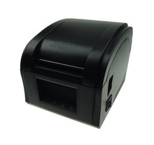 Высокая Скорость USB порт label принтер штрих-кода Термальность стикер принтера одежда label машина