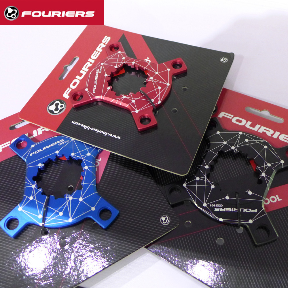 FOURIERS ADP-GXP104 GXP Crankset Spider BCD 104mm 4-bolt 1x11 Speed octane one звезда evo bcd 4 x 104mm 38t зелёная