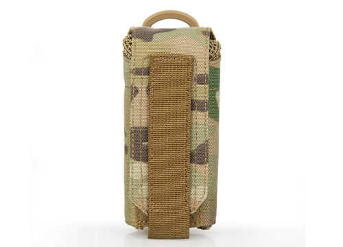 Tacital 7 Color 55x50x130mm Molle System 1000D Cordura Fabric Pouch Outdoor Pouch Bag for Hanging Backpack CL6-0075