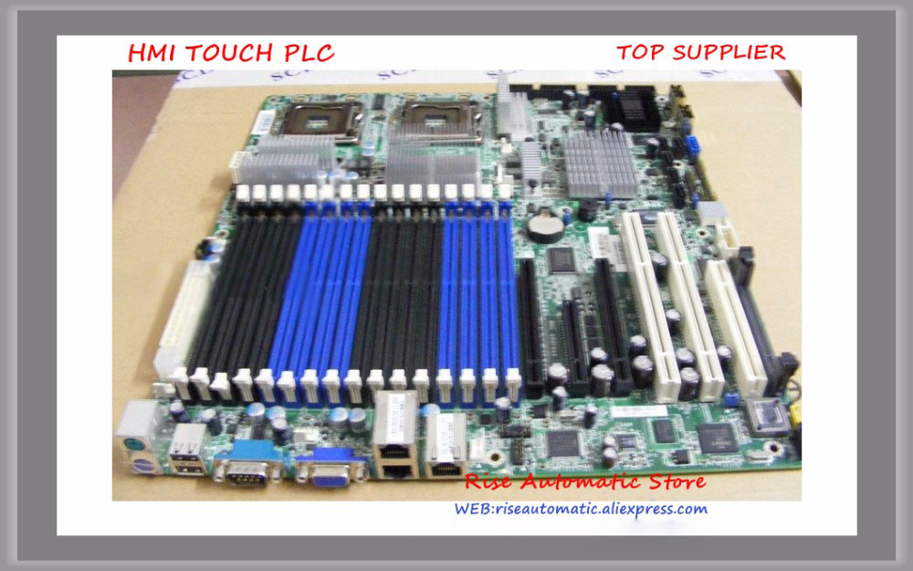 цена Original S5397AG2NRF 771 Pin Dual Xeon Server Workstation Motherboard