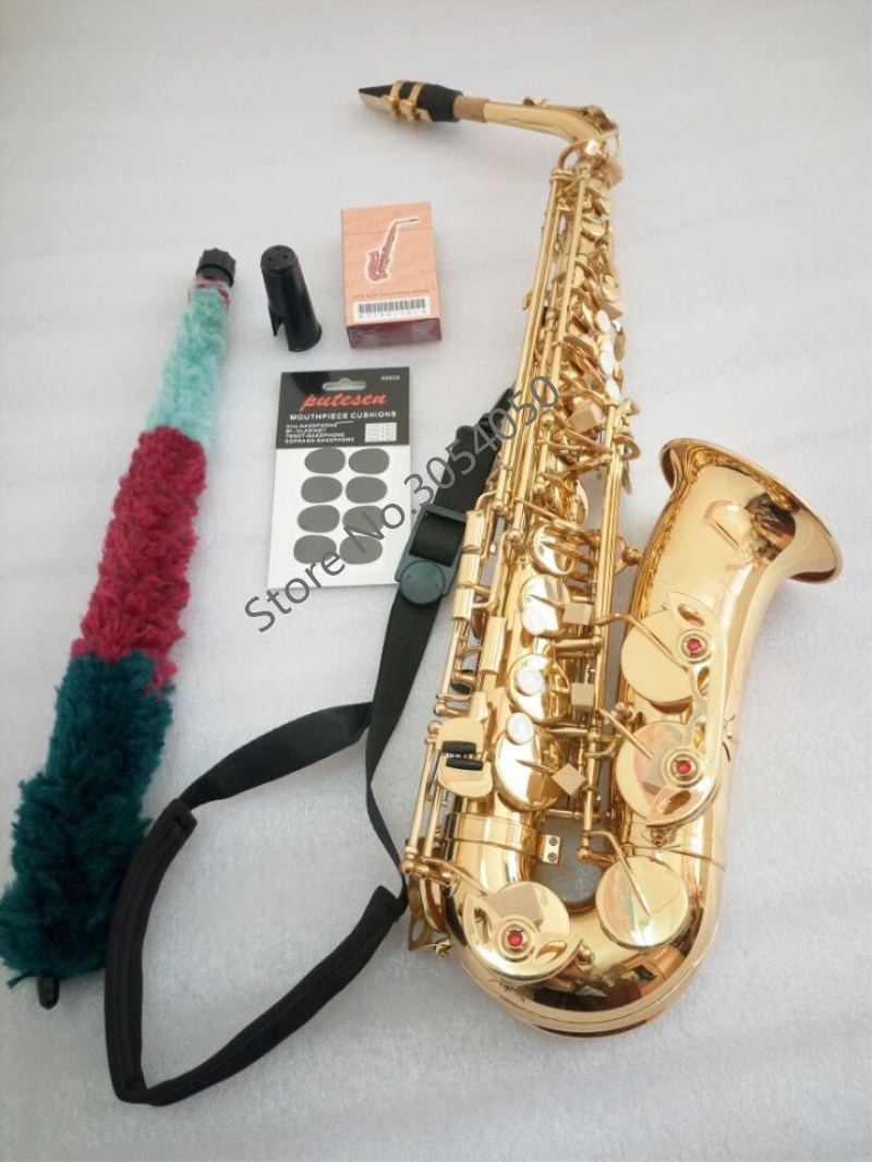 New YAS 875 EX Alto Sax E flat Saxophone Music Professional High quality Alto saxophone Real pictures Super performance Sax