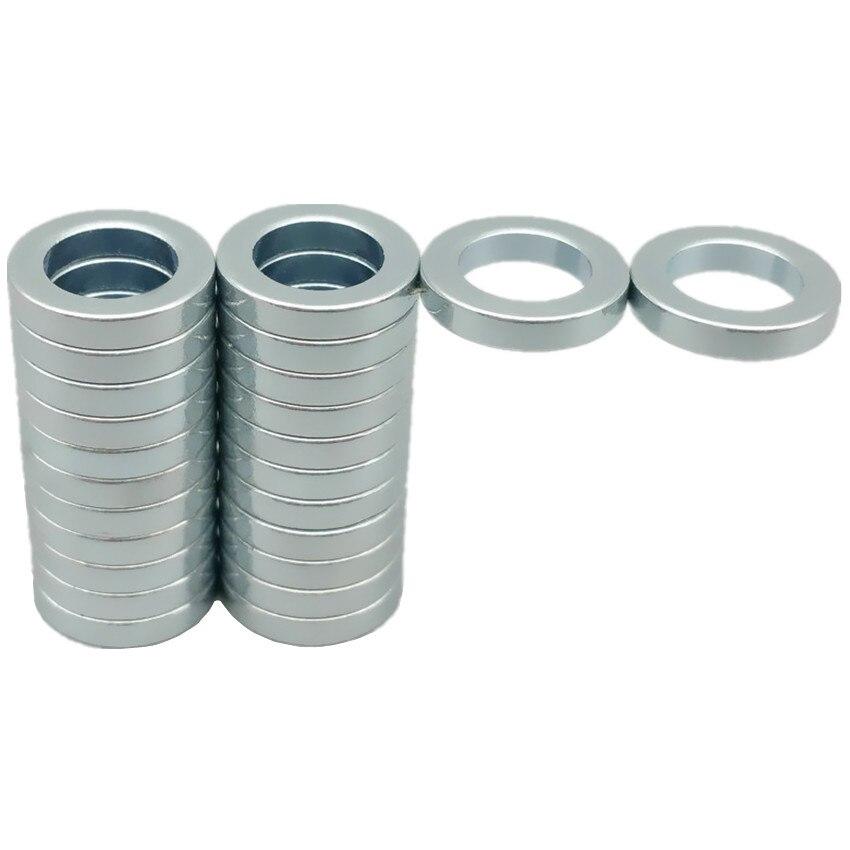 Diametrically NdFeB Magnet Ring Dia. 13x8.2x2.5 N42 Precision Strong Neodymium Permanent Rare Earth Magnet 12-1000pcs 1000pcs dia 5mmx2mm 5x2 d5 2 d5 2mm 5x2mm 5 2 neodymium ndfeb rare earth permanent cylinder magnet for diy
