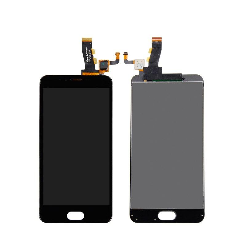Für Meizu Meilan M5 M611h M611D M611A M611Y M5 Mini LCD Display Touchscreen Digitizer Assembly
