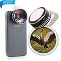 Universal 7x Optical Fisheye fish eye lentes 7X Camera Lens For Xiao Redmi note 3 pro lens iPhone 5s 5 se 6 6s 7 Plus lens