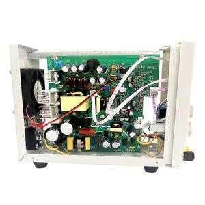 Image 5 - 30v10a ajustável laboratório fonte de alimentação 4 bit display dc fonte de alimentação de carregamento reparação interruptor de alimentação regulador de tensão