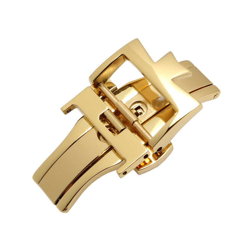 Stainless Steel  Buckle Clasps Deployment 18mm For Luxury  Brand Watches Special Men Free Shipping
