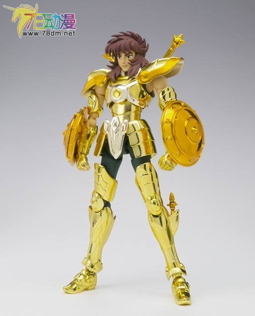 Nuevo Modelo de juguetes de tela de Saint Seiya Myth Gold Ex 2,0 libro Dohko figura de acción de juguete Bandai clásico para colector-in Figuras de juguete y acción from Juguetes y pasatiempos    2