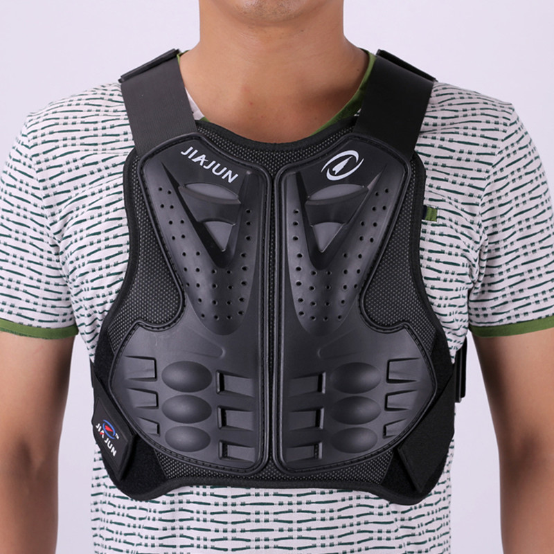 Body Protector armor Motorcycle jackets Motocross back shield sleeveless vest Spine Chest Protective gears Jacket mens недорго, оригинальная цена