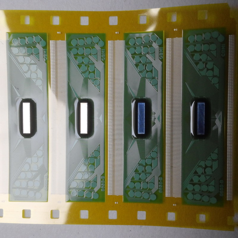 8658-BCBHI New TAB COF IC Module 8658 ccbjc new tab cof ic module