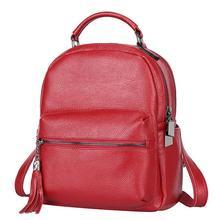 062217 г. женские Популярные Новые двойной плечо мода рюкзак школы студент книги мешок