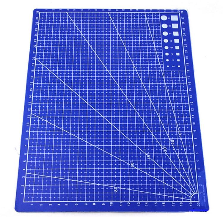 200 pcs a4 grid lines self healing cutting mat craft card for Cutting mat for crafts