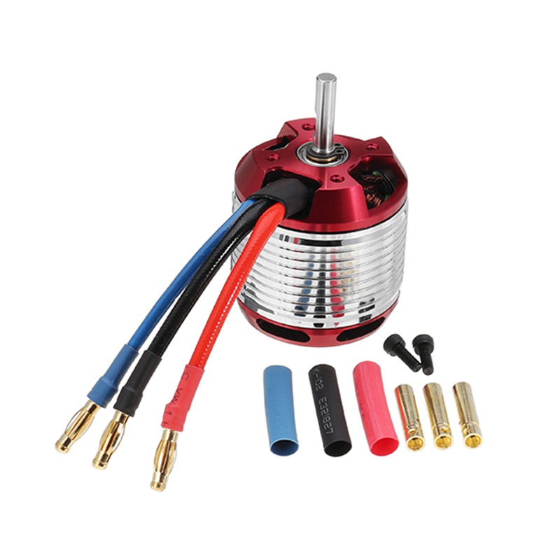 HF500 3700KV Brushless Motor 5mm Shaft RC Helicopter Parts for 450 500 RC Helicopter Spare Part Accessories new aftermarket airless spray pump repair kit 249123 for paint sprayer gmax ii 7900 free shipping