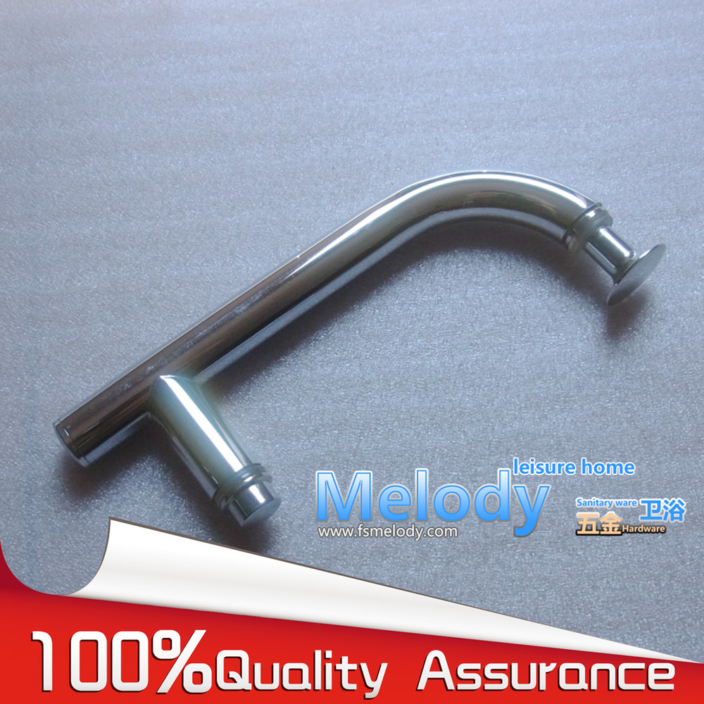 online get cheap shower screen handle aliexpress com alibaba group me h002 shower room door handles bath screen glass door handles stainless steel chrome
