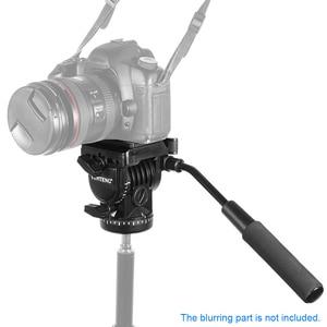 Image 5 - Штатив YUNTENG YT 950 950 с гидравлическим давлением, 360 градусов