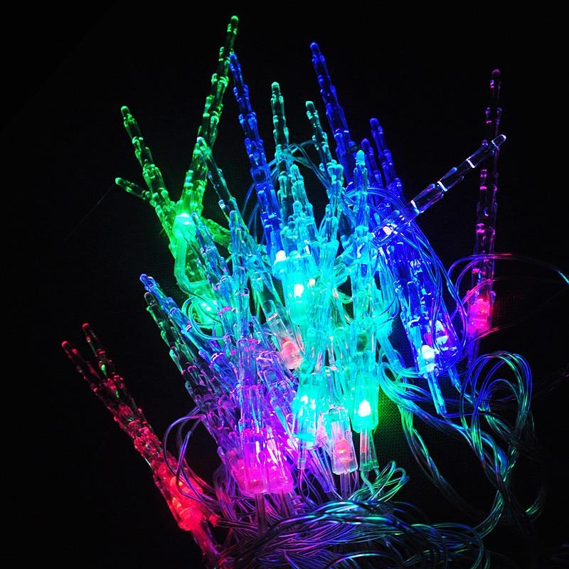 10M 100 LED Icicle String Lights Christmas Wedding Party Led Fairy ...