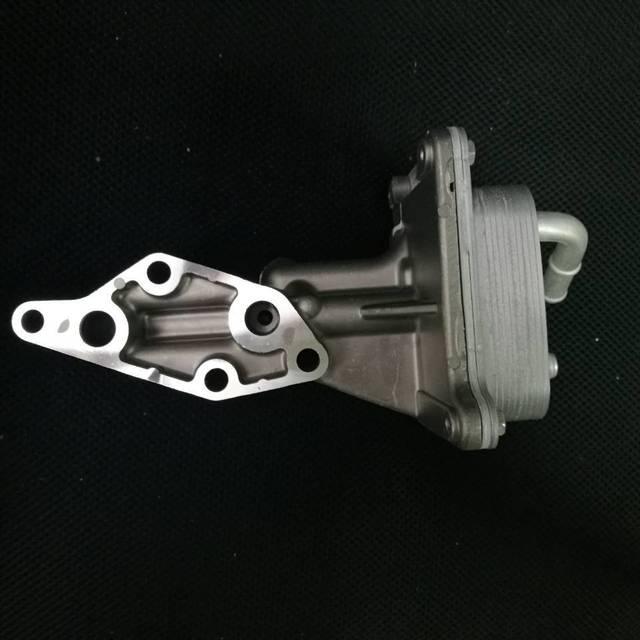 2007 2017 Aluminum Engine Oil Cooler For Nissan Altima 2 5l Sentra 21300
