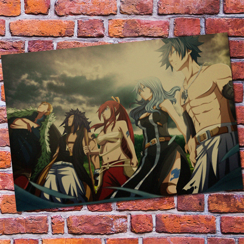 Wall Fairy Tail Poster