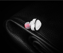 цена на Hoco Invisible Earpiece Music Earphone Bluetooth In-ear Handsfree Mini Wireless Earphones With Microphone For iPhone IOS Headset