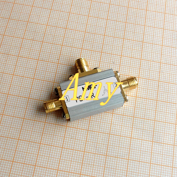 DC to 4GHz resistive two power divider, power separator Power Splitter, SMA interfaceDC to 4GHz resistive two power divider, power separator Power Splitter, SMA interface