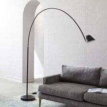 Испания дизайн торшер с длинной рукояткой/Регулируемая световая головка/рабочее освещение