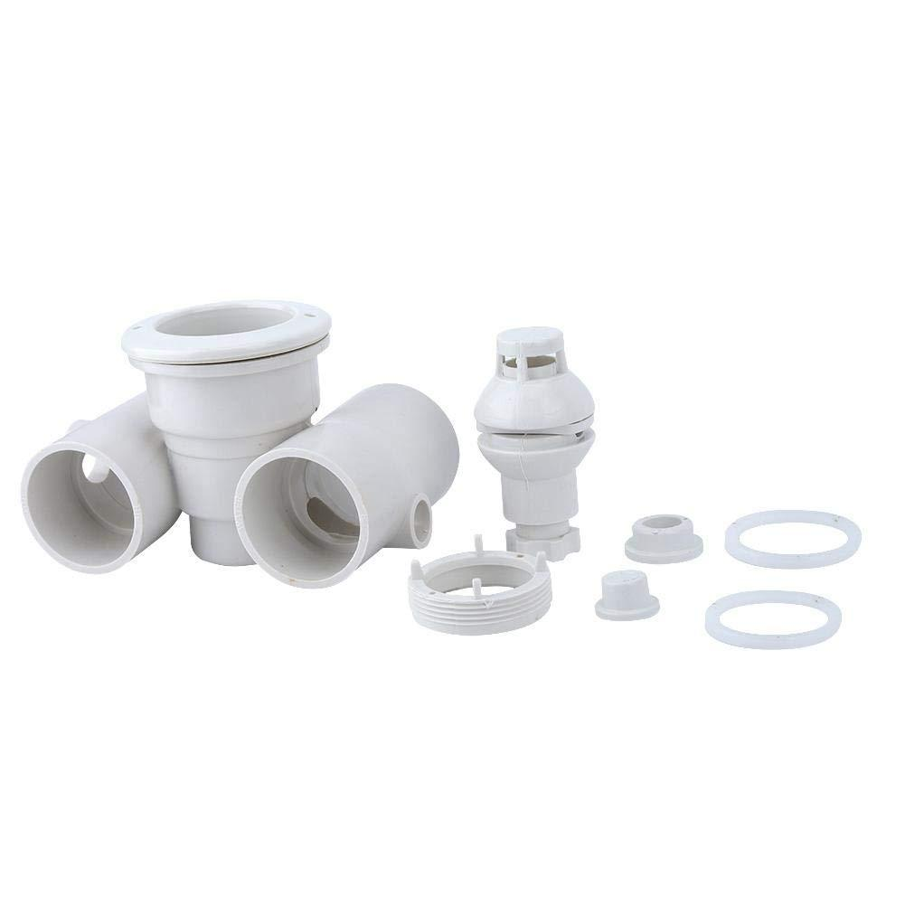 Swimming Pool River Spa Nozzle Set Massage Nozzle Gaskets Screw Thread Ring Drain Plugs Big Power Jet For Swimming Pool Accessor