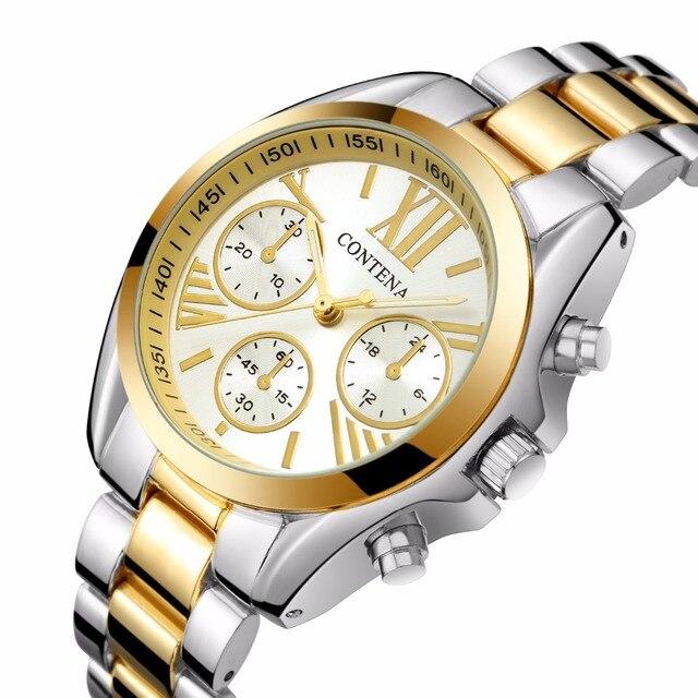 2018 Casual Fashion Quartz Watch Women Watches Top Luxury Brand Famous Wrist Wat