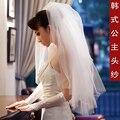 2015 Veil Korea Style Wedding Bridal Veil Multi Layer Puffy Design