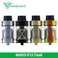 Original ijoy maxo subohm v12 v12 atomizador rta tanque 5.6 ml com DECK V12-RT6 Max 315 W Enorme Vapor Atomizador XL-C4 chip bobina