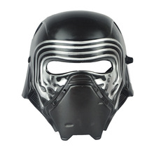 luxury Halloween Cosplay Kylo Ren Mask Star Wars 7 The Force Awakens Cosplay Mask Kylo Ren Cosplay Masks cosplay star wars kylo ren electronic lightsaber w light