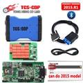 Tablero verde TCS CDP PRO Plus 2015. R1 sin keygen Puede Hacer 2015 modelo de Bluetooth/no Bluetooth como MVD CDP 3 en 1 Multidiag pro