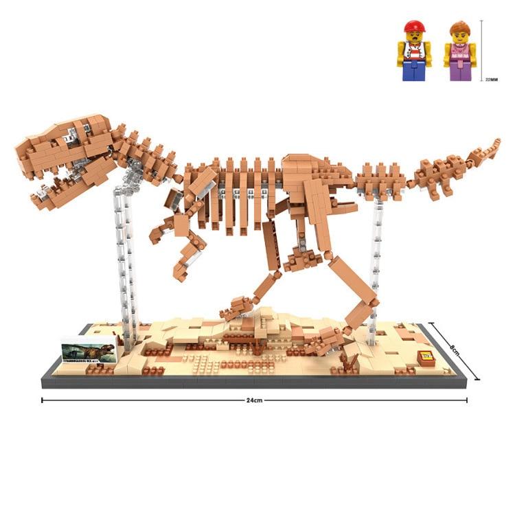 Jurassic World Park Dinosaur Raptor protection zone Building Blocks Sets Bricks Kids  Toys juguetes Classic Compatible Legoings zone world toys sets raptor protection park legoings kids jurassic juguetes dinosaur compatible classic building bricks blocks