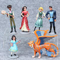 6pcs/1lot Princess Elena of Avalor 9.5cm Toys #1905 Action Figure Brinquedo Toy Kids Christmas Gift Dropshipping